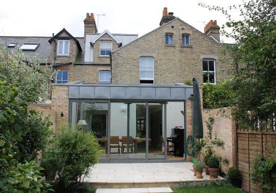 Contemporary Zinc Extension - Oxford