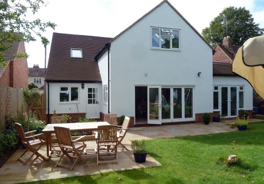 two storey extension & alterations - Adderbury