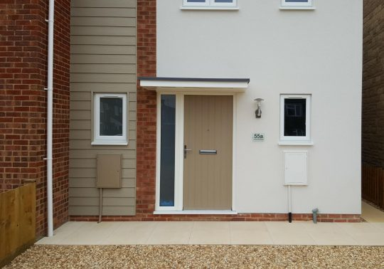 New dwelling - Bicester