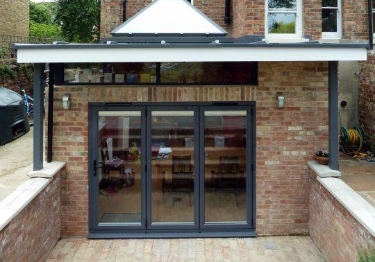 Basement extension - Oxford