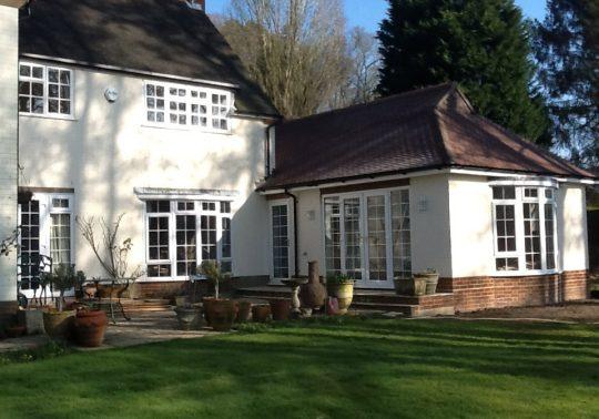 Garden Room extension - Finchampstead